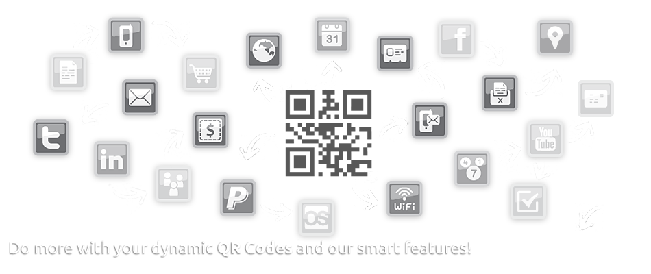 create manage track qr codes tago